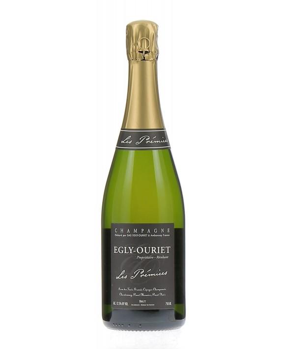 Champagne Egly-ouriet Brut 1er Cru les PrémIces