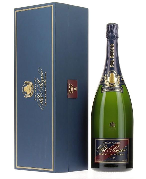 Champagne Pol Roger Cuvée Winston Churchilll 2009 Magnum