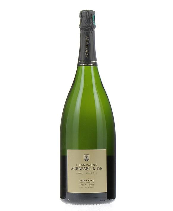 Champagne Agrapart Magnum minéral 2014 Extra-Brut Blanc de Blancs Grand Cru