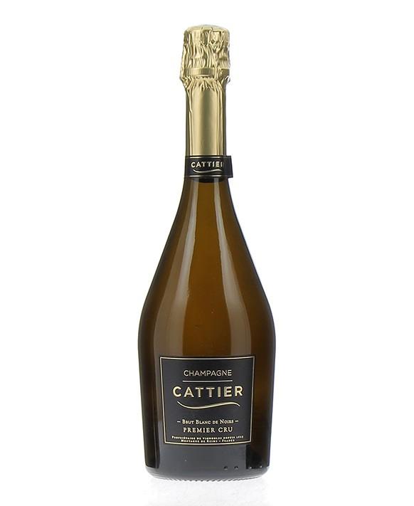 Champagne Cattier Blanc de Noirs