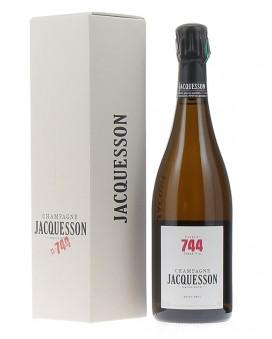 Champagne Jacquesson Cuvée 744 étui