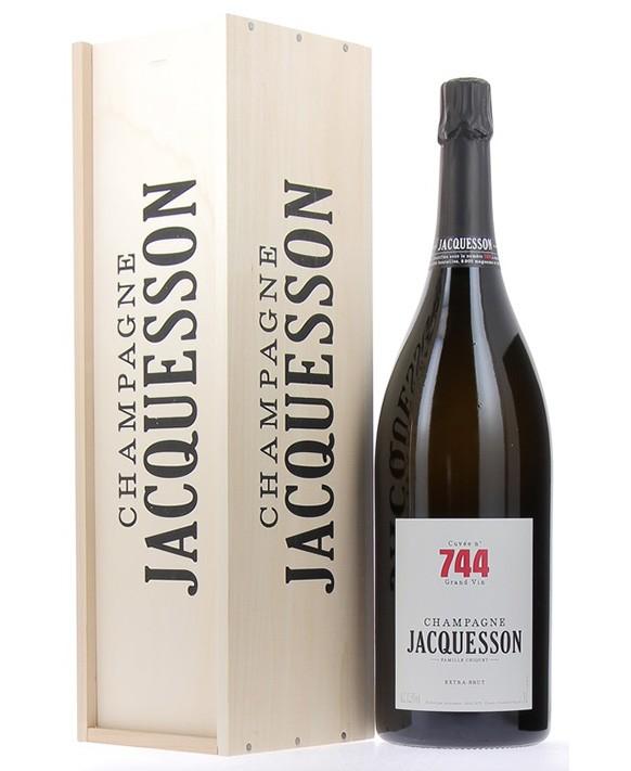 Champagne Jacquesson Cuvée 744 Jéroboam