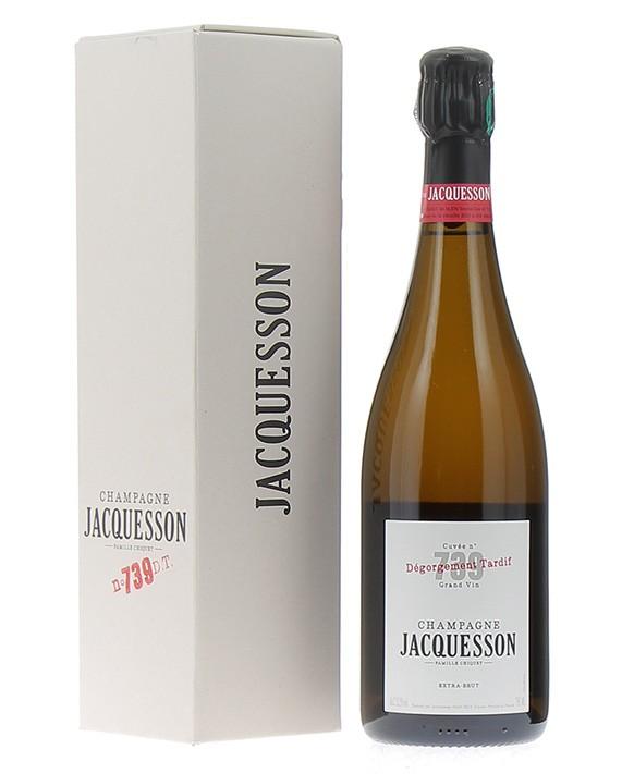 Champagne Jacquesson Cuvée 739 Dégorgement Tardif 75cl