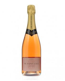 Champagne De Saint Gall Rosé 1er Cru