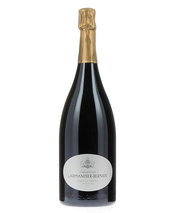 Champagne Larmandier-bernier Terre de Vertus Non Dosé 1er Cru 2014 Magnum