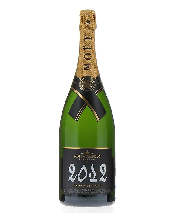 Champagne Moet Et Chandon Grand Vintage 2012 Magnum