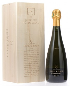 Champagne Henri Giraud Fût de chêne MV16