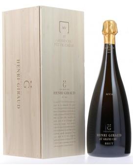 Champagne Henri Giraud Fût de chêne MV16 Magnum