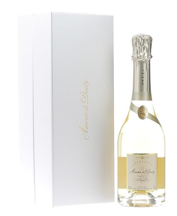 Champagne Deutz Amour de Deutz 2015 half bottle 37,5cl