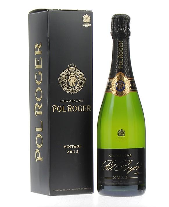 Champagne Pol Roger Brut 2013