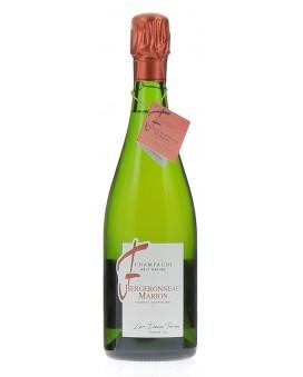 Champagne Bergeronneau Marion Les Deux Terres 1er Cru Brut Nature