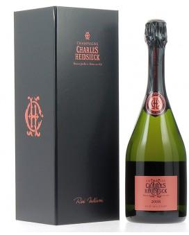 Champagne Charles Heidsieck Brut Rosé 2008