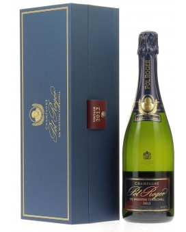 Champagne Pol Roger Cuvée Winston Churchill 2012