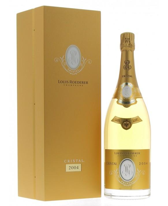 Champagne Louis Roederer Cristal 2004 Magnum