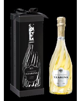 Champagne Tsarine Tzarina casket