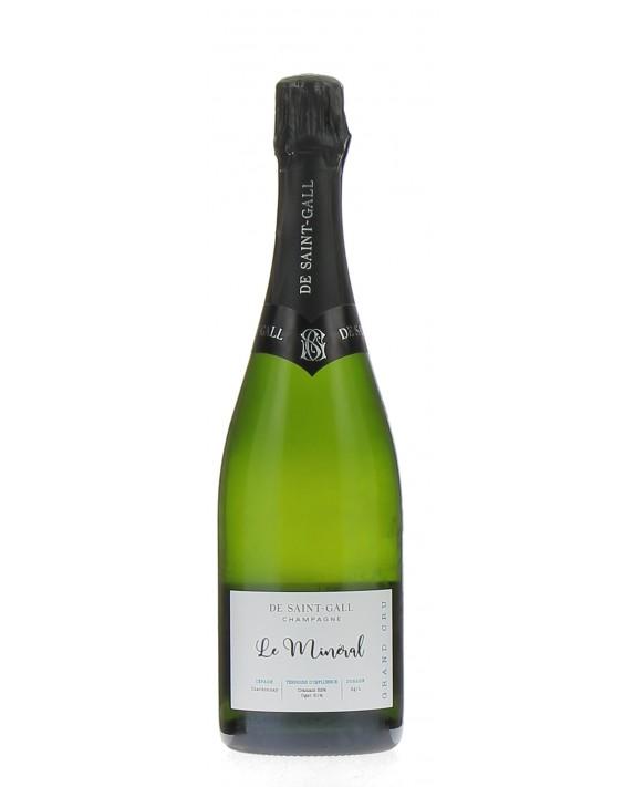 Champagne De Saint Gall Le Minéral