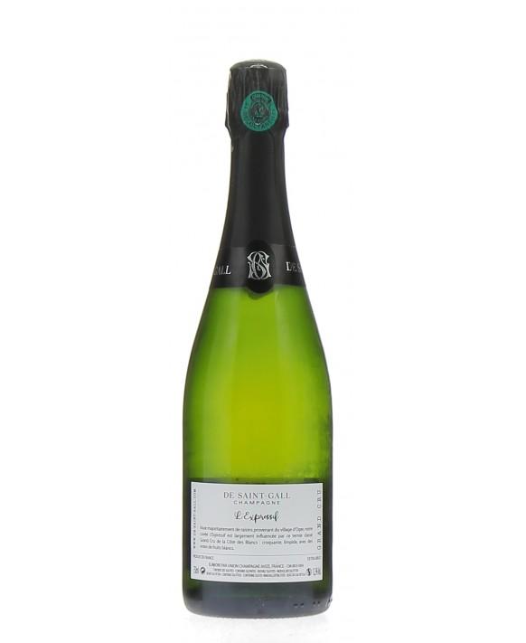 Champagne De Saint Gall L'expressif