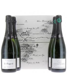 Champagne De Saint Gall Quadrilogie Influences