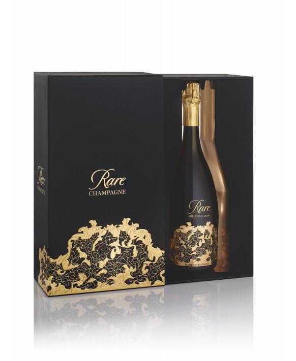Champagne Rare Champagne Millésime 2006 coffret Grand luxe