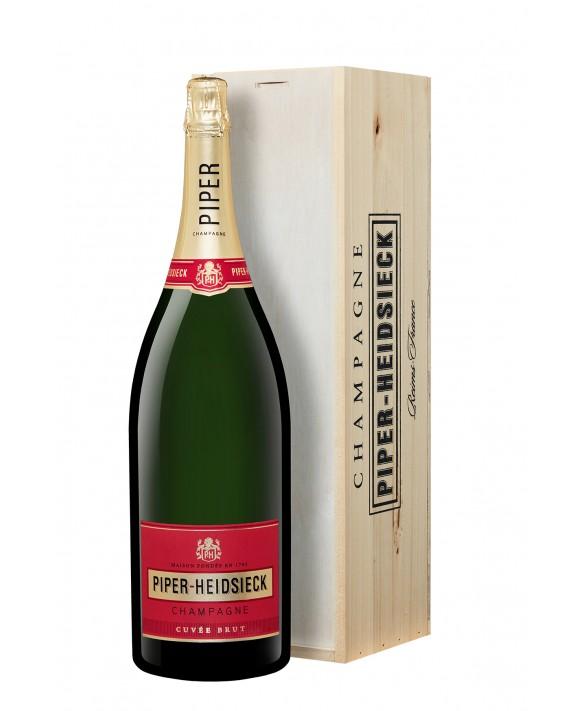 Champagne Piper - Heidsieck Cuvée Brut Jéroboam