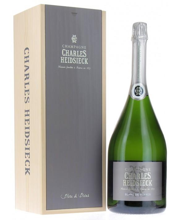 Champagne Charles Heidsieck Blanc de Blancs Jéroboam