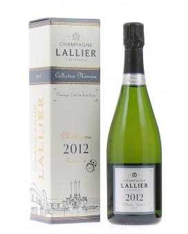 Champagne Lallier Grand Cru 2012