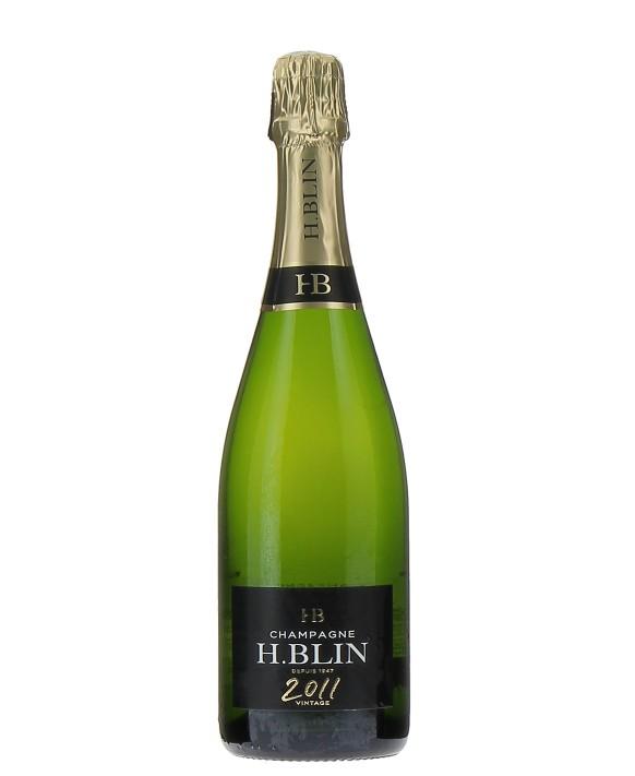 Champagne Blin Brut 2011