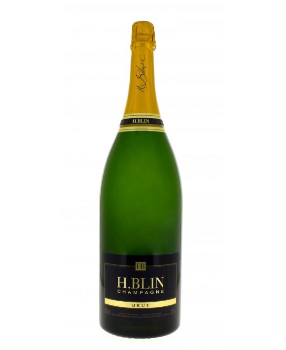 Champagne Blin Brut Tradition Jéroboam 300cl