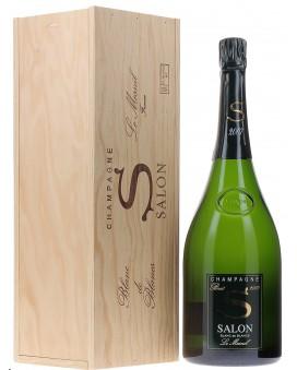 Champagne Salon S 2007 coffret Magnum