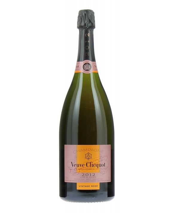 Champagne Veuve Clicquot Vintage Rosé 2012 Magnum