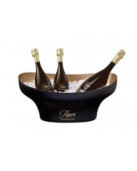 Champagne Rare Champagne Vasque inox