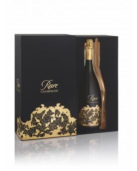 Champagne Rare Champagne Millésime 2008 coffret Grand luxe