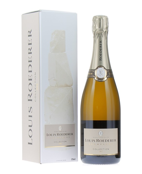 Champagne Louis Roederer Collection 242
