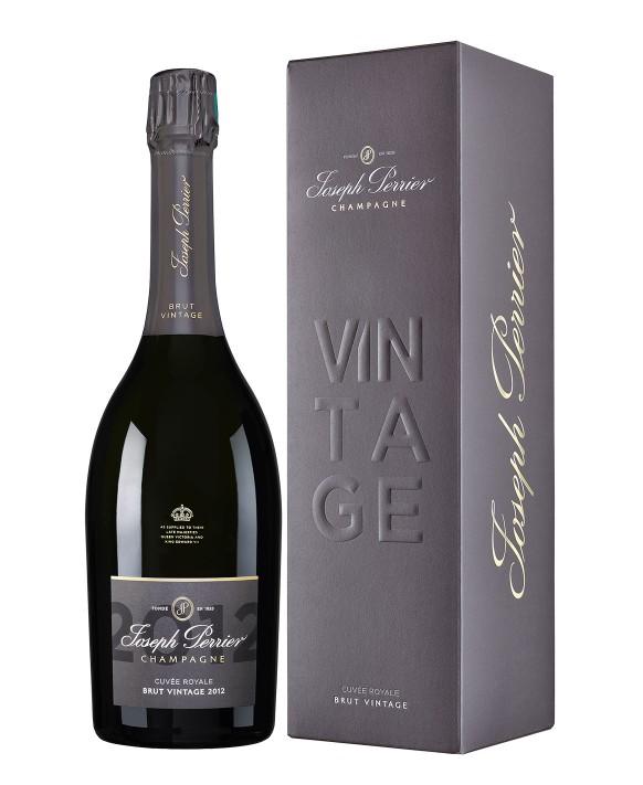 Champagne Joseph Perrier Cuvée Royale Brut 2012