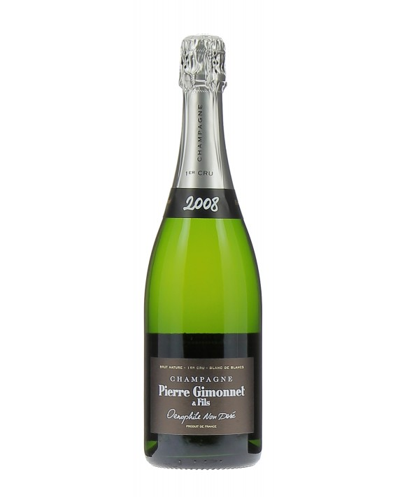 Champagne Pierre Gimonnet Oenophile Non Dosé 2008