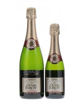 Champagne Duval - Leroy Fleur de Champagne Brut Premier Cru et Demi