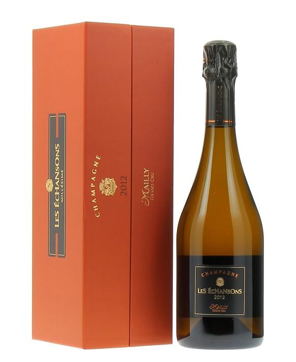 Champagne Mailly Grand Cru Les Echansons Grand Cru 2012