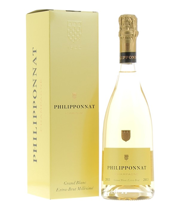 Champagne Philipponnat Grand Blanc 2013