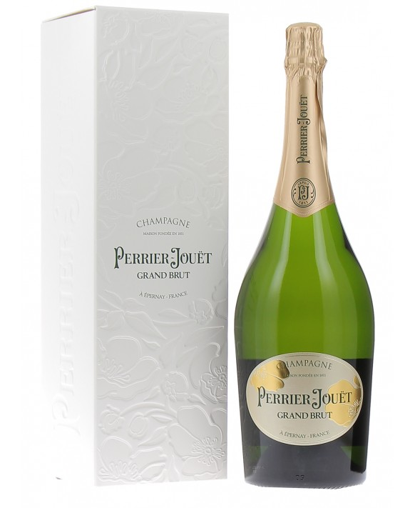 Champagne Perrier Jouet Grand Brut Magnum in ecobox