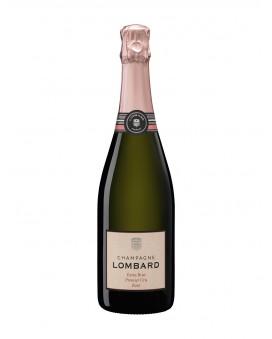 Champagne Lombard Extra Brut Premier Cru Rosé