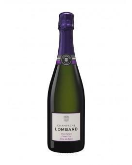 Champagne Lombard Brut Nature Grand Cru Blanc de Blancs