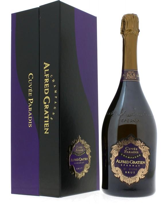 Champagne Alfred Gratien Cuvée Paradis Brut 2007