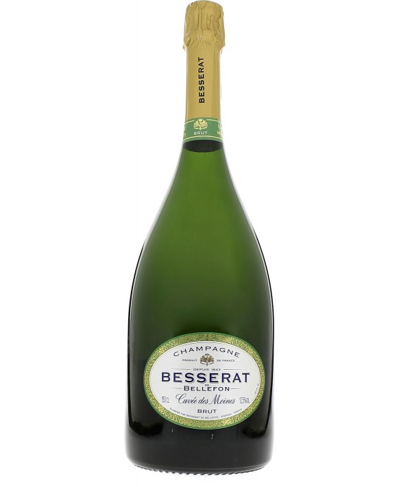 Champagne Besserat De Bellefon Cuvée des Moines Magnum