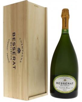 Champagne Besserat De Bellefon Bleu Brut Cuvée des Moines Jéroboam