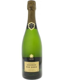 Champagne Bollinger R.D. 2002