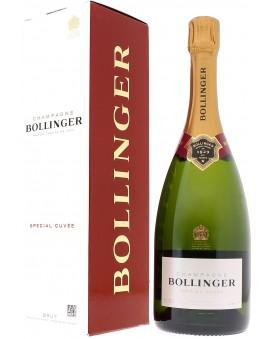 Champagne Bollinger Spécial Cuvée étui