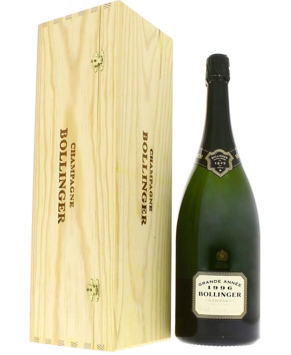 Champagne Bollinger Grande Année 1996 Magnum 150cl