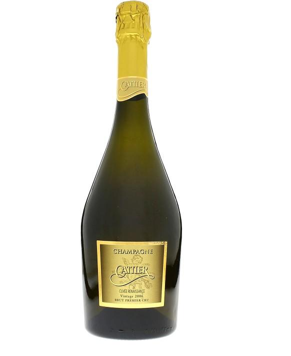 Champagne Cattier Cuvée Renaissance Brut 1er Cru 2006 75cl