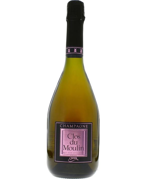 Champagne Cattier Clos du Moulin Rosé 1er Cru