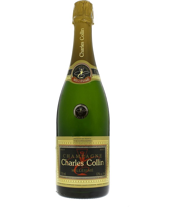 Champagne Charles Collin Brut 2002 75cl